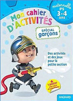 Cahier d'activits